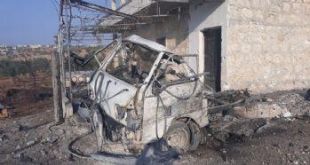 Esad rejiminden Halep'e saldırı:2 yaralı