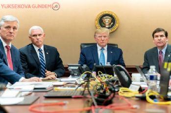 Trump'ın Bağdadi fotoğrafları dalga konusu