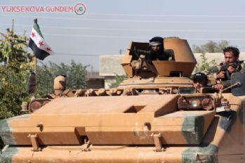 Reuters: Suriye harekatı muhalefet ittifakını zorluyor