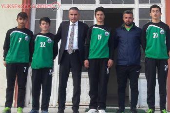 Yüksekova'dan milli takım seçmelerine 4 futbolcu davet edildi