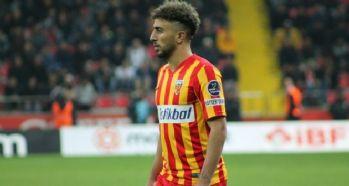 Bilal Başacıkoğlu, Kayserispor'a veda etti