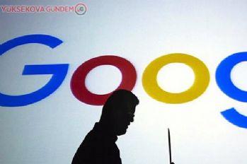 Google hizmetleri çöktü