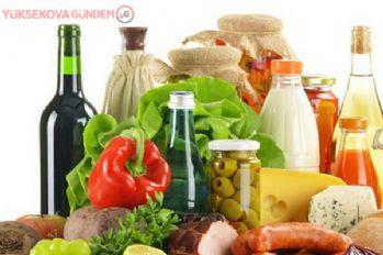 Gıda enflasyonu aralıkta yükseldi