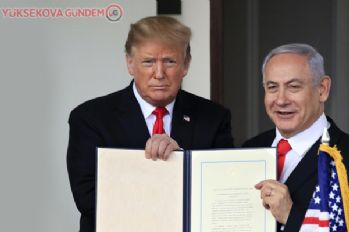 Trump'tan 'Yüzyılın Anlaşması' planı