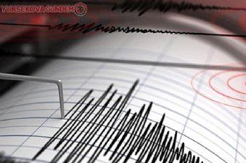 Şiraz'da şiddetli deprem meydana geldi