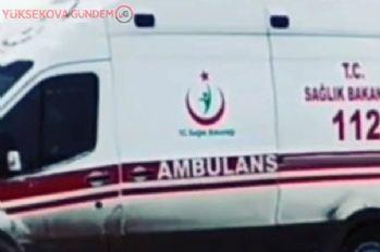 Ambulansla drift atan sürücü için karar verildi