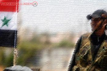 Suriye ordusu İdlib'de Maarat el Numan'a girdi