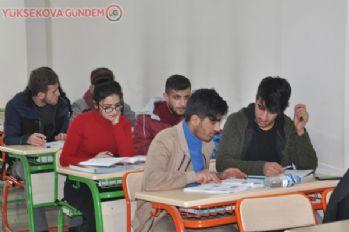 Yüksekovalı öğrenciler:'Sınavların Yüksekova'da olmasını istiyoruz'