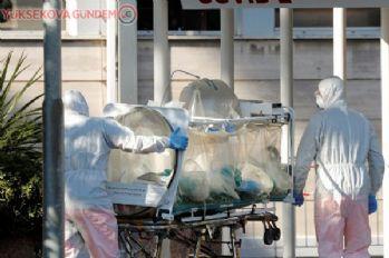 İtalya'da korona virüsünden en çok ölüm yaşanan gün