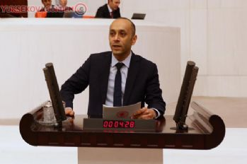 HDP'li Dede:'Korona virüs salgınının ciddiyet boyutunun hepimiz farkındayız'