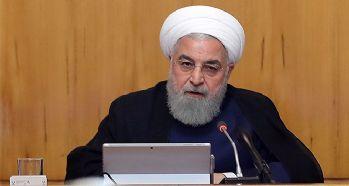 Ruhani: 'Alınacak sert önlemlere hazırlıklı olun'