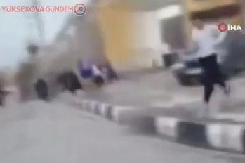 İran'da mahkumlar cezaevinden firar etti