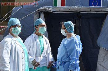 İtalya'da son 24 saatte 919 kişi koronadan öldü