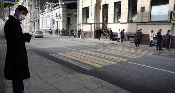 Rusya'da korona virüsü nedeniyle ölü sayısı 8'e yükseldi