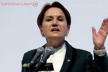 Akşener: 'HDP'yi PKK uzantısı olarak görüyoruz'