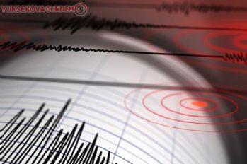 Muğla'da 5.2 büyüklüğünde deprem!