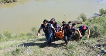 Aras Nehri'nde kaybolan çocuğun cesedi bulundu
