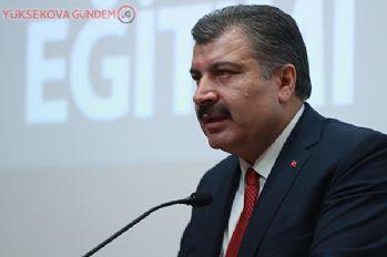 Türkiye'de koronavirüsten bugün 19 kişi hayatını kaybetti