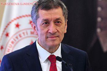 Milli Eğitim Bakanı Selçuk'tan flaş açıklamalar