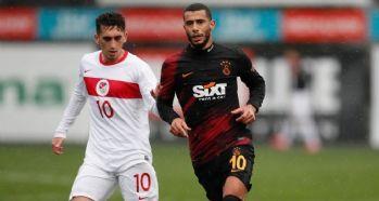 Galatasaray'dan Ümit Milli Takım maçı açıklaması