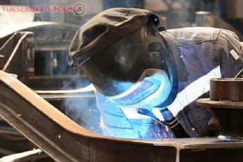 Sanayi üretim endeksi yüzde 10,4 arttı