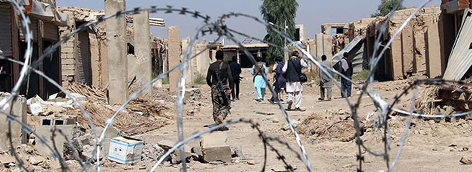 Askeri üsse saldırı: 41 ölü