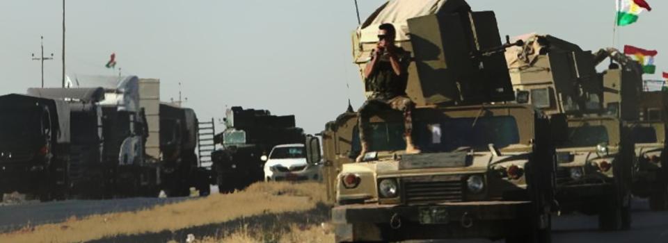 Abadi'den geri adım: Peşmergeyi tebrik etti