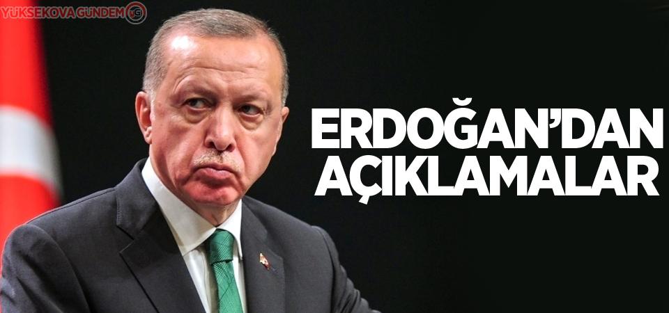 Cumhurbaşkanı Erdoğan: 'İstanbul'da 2 salgın hastanesi yapılacak'