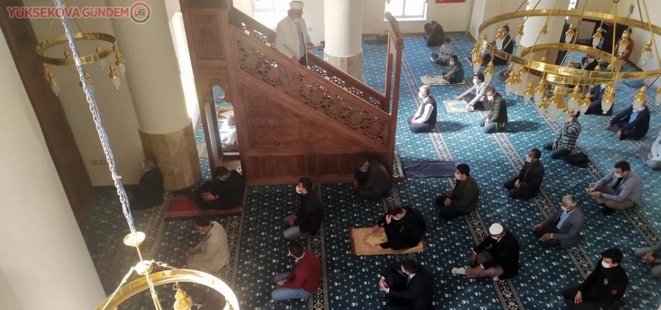 Yüksekova'da yeni cami açıldı